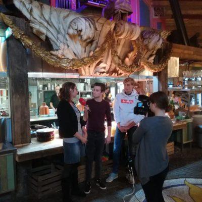 Interview Omroep Flevoland
