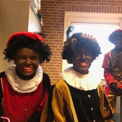 Zwarte Piet spelen